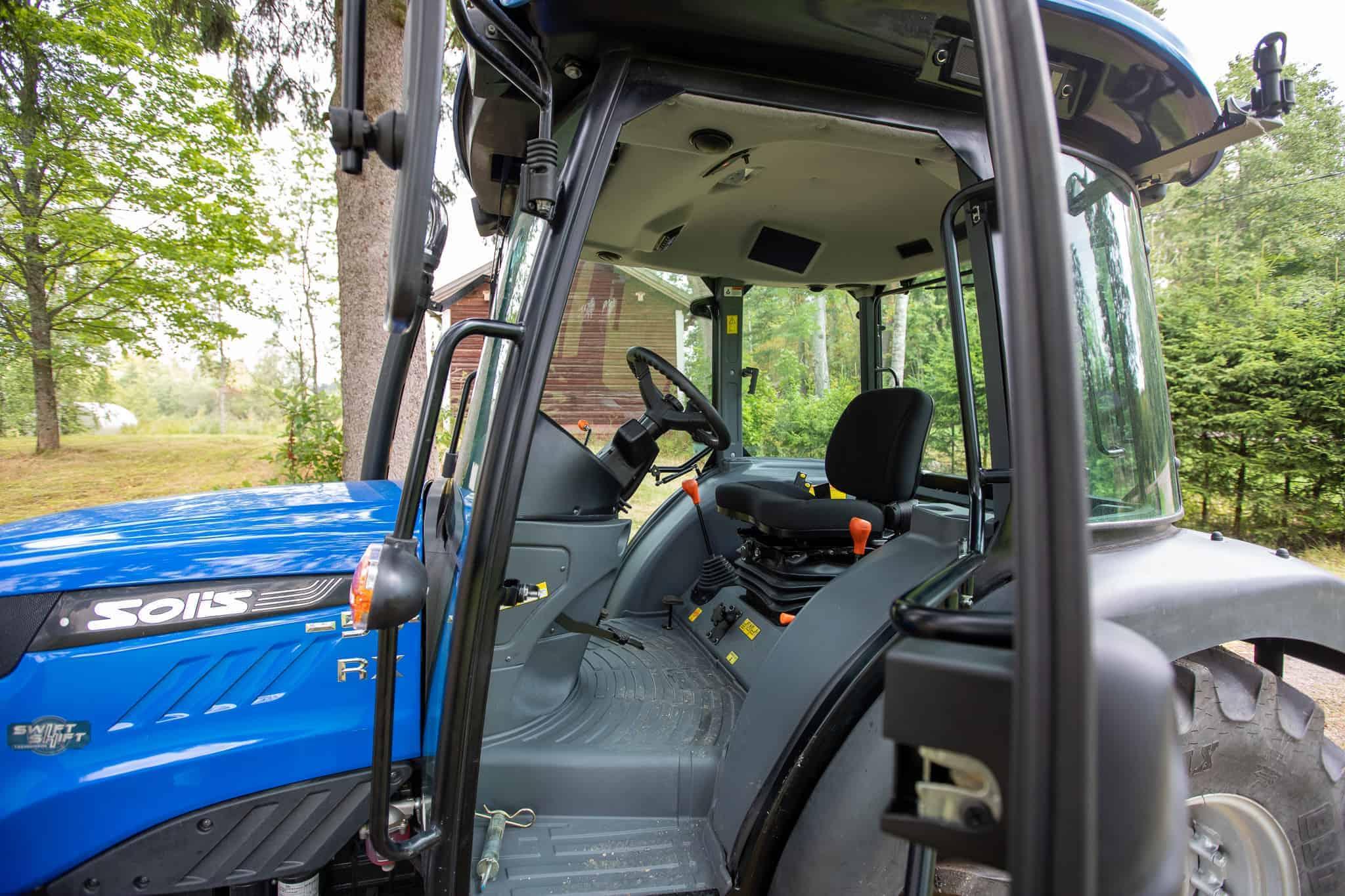 Solis 50 traktori
